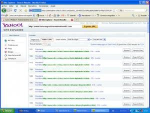 herramientas posicionamiento web siteexplorer